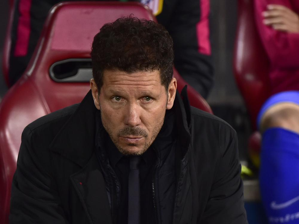 Diego Simeone has turned Atletico's fortunes around during his tenure: Getty