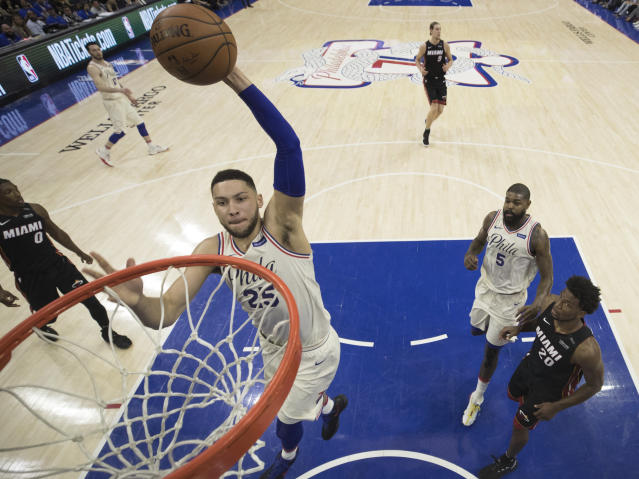 How Ben Simmons And The Sixers Are Outsmarting Defenders