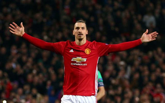 Zlatan Ibrahimovic has made a remarkable recovery from injury