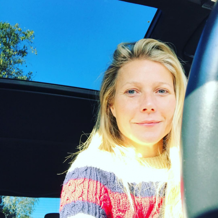 Gwyneth Paltrow advises a full eight hours for a more youthful appearance [Photo: Instagram/gwynethpaltrow]
