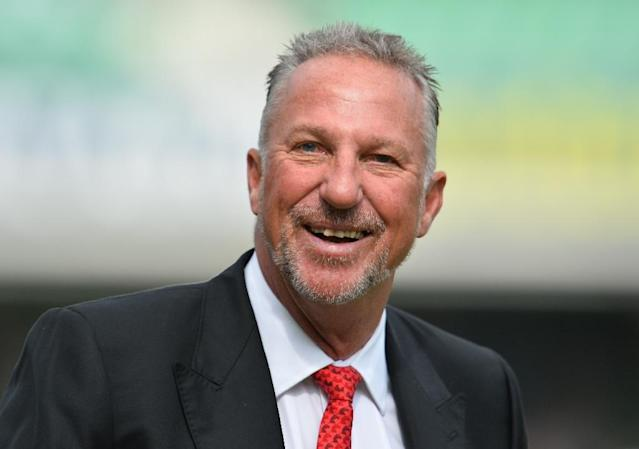 Ian Botham is backing plans for a new 100-ball competition (AFP Photo/GLYN KIRK)