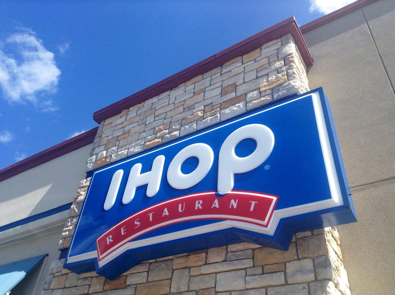 """<p>Everyone loves a good stack of fluffy pancakes . . . even on Thanksgiving! Hours vary between locations, but you can check for your specific location's hours on IHOP's <a href=""""http://www.ihop.com/en"""" target=""""_blank"""" class=""""ga-track"""" data-ga-category=""""Related"""" data-ga-label=""""http://www.ihop.com/en"""" data-ga-action=""""In-Line Links"""">website</a>.</p>"""
