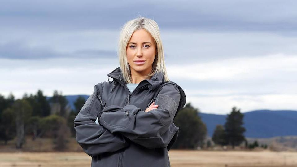 Roxy Jacenko has unleashed on trolls who slammed her for leaving SAS Australia after just six hours. Photo: Seven
