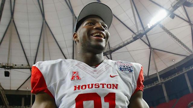 Two Houston linebackers fought one another, and now they both can't play.