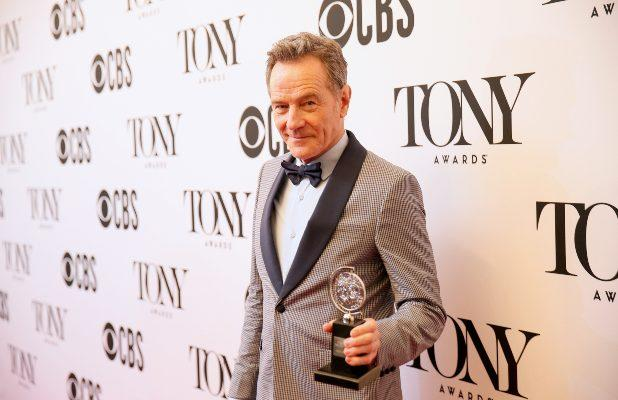 Bryan Cranston Signs Multi-Year Overall Deal With Warner Bros TV Group