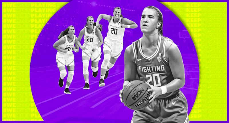 Sabrina Ionescu is on her way to changing women's basketball.