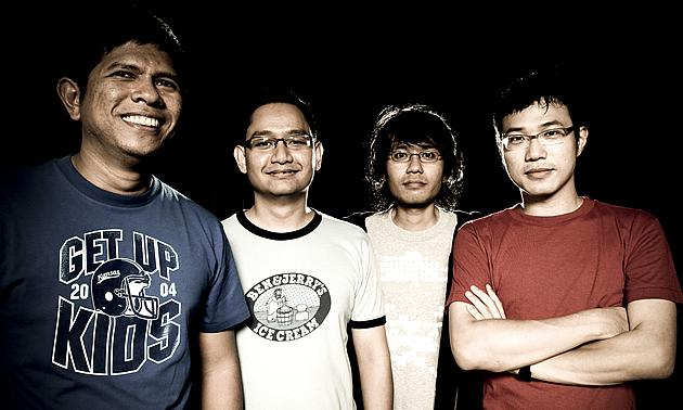 Plainsunset will be performing at WMUM's farewell gig on Sunday, 11 December. (Photo courtesy of WMUM)