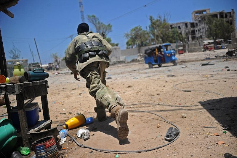 The Shabaab attackers died in a shootout as government forces fought back