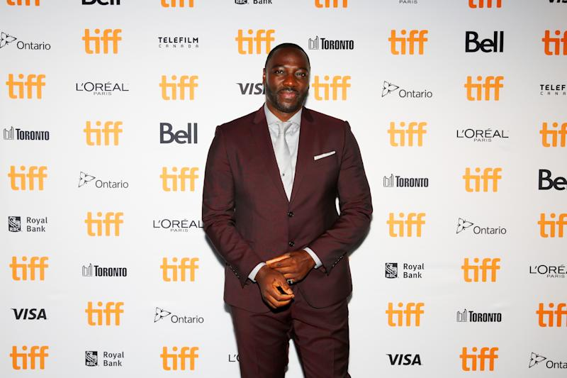 "Adewale Akinnuoye-Agbaje attends the ""Farming"" premiere during the 2018 Toronto International Film Festival. (Photo by Suzi Pratt/Getty Images)"