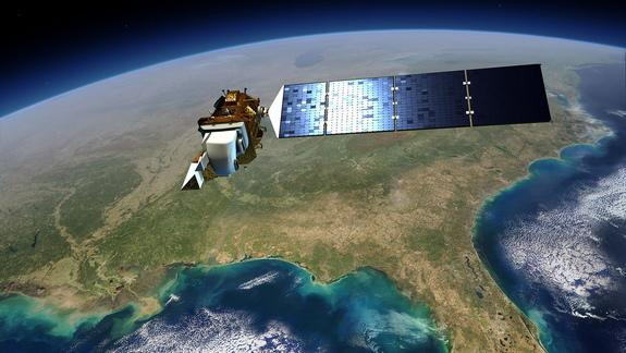 NASA Launching Powerful Landsat Earth-Observation Satellite Today
