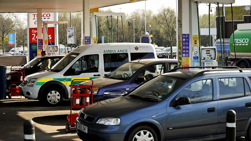 Fuel price war looms as wholesale costs slump
