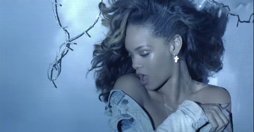 Why this song is on this list: Because this is 100% Rihanna's best song and music video.