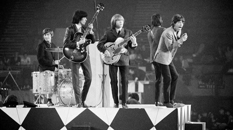 Massive Rolling Stones Mono Box Set for Release