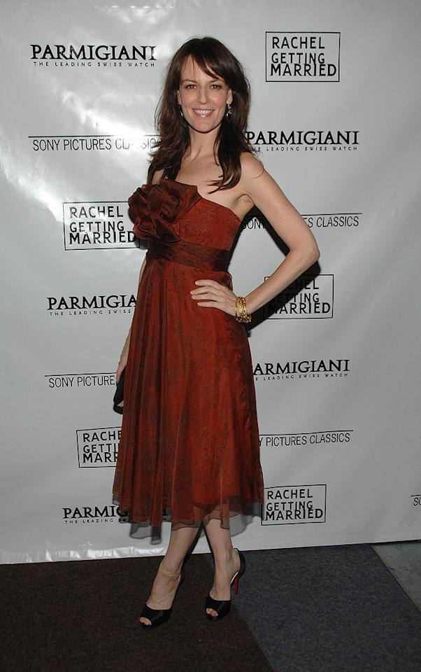 """<a href=""""http://movies.yahoo.com/movie/contributor/1809160790"""">Rosemarie DeWitt</a> at the Los Angeles premiere of <a href=""""http://movies.yahoo.com/movie/1809961213/info"""">Rachel Getting Married</a> - 09/15/2008"""