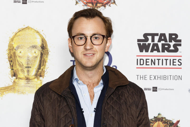 LONDON, ENGLAND - NOVEMBER 11: Francis Boulle and other famous faces attend an exclusive preiview of Star Wars Identities at The O2 Arena on November 11, 2016 in London, England. Star Wars Identities is a brand new exhibition opening at The O2 on 18th of November 2016. For more information and tickets, visit www.theo2.co.uk/starwars. (Photo by Tristan Fewings/Getty Images)
