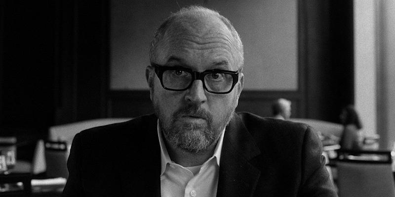 "Louis C.K. wrote, directed, financed and starred in ""I Love You, Daddy."""