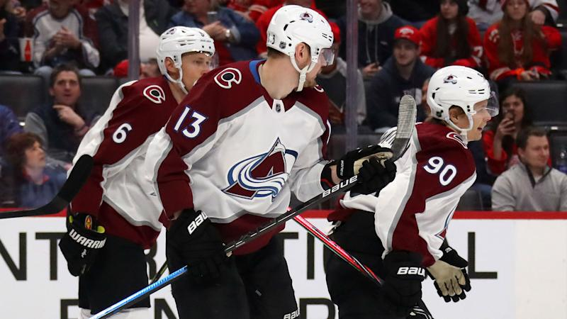 Coronavirus: Unidentified Colorado Avalanche player recovers from COVID-19