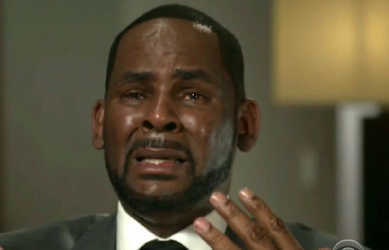 R. Kelly misses court date due to toe infection