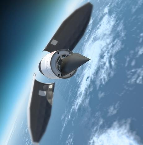 Flight one achieved many firsts: Deployed largest number of sea, land, air and space data collection assets in support of hypersonic flight test Maintained Global Positioning System (GPS) signals while traveling 3.6 miles per second; Validated two-way communication with the vehicle; Verified effective use of the Reaction Control System (RCS).