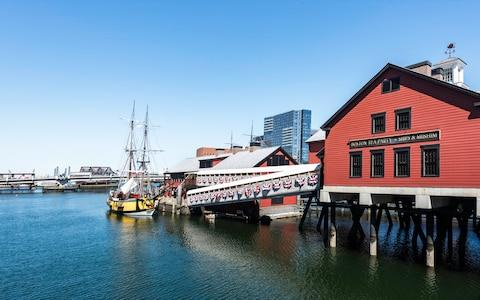 Boston Tea Party Ships & Museum - Credit: DRNY (DRNY (Photographer) - [None]/jimfeng