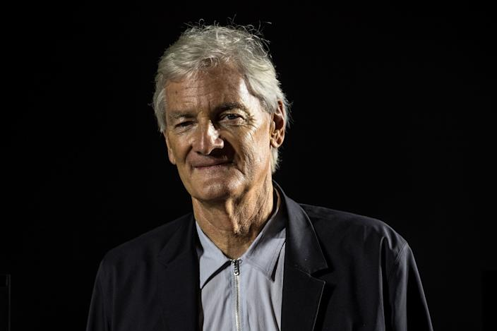 James Dyson, founder of Dyson company. Photo: Christophe Archambault/AFP/Getty Images