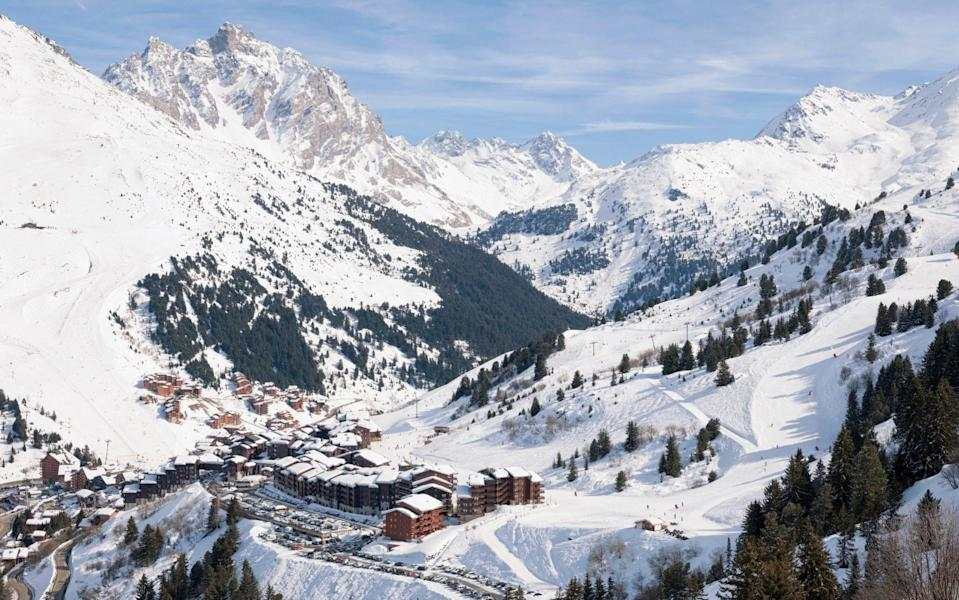 Discover a healthy ski holiday in Les Trois Vallées - GEORGE CLERK/GETTY