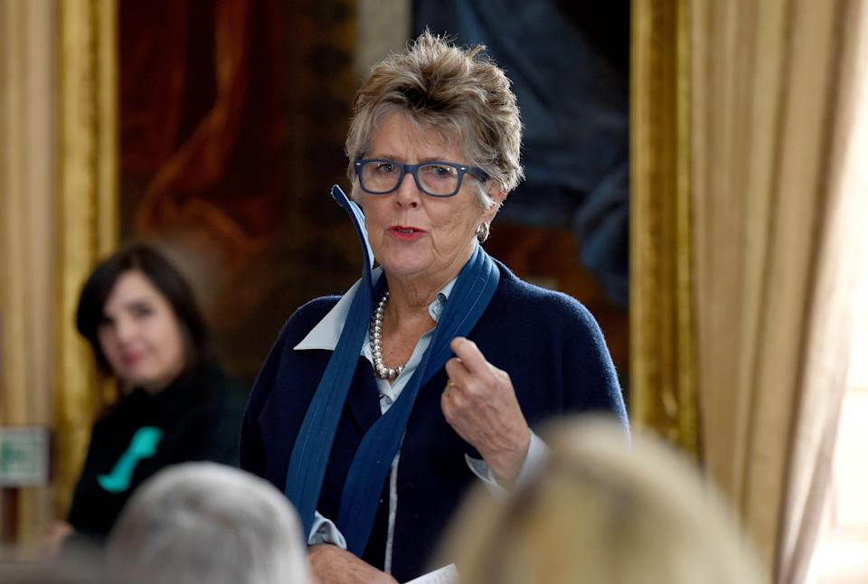 """Leave-voting Prue Leith has been criticised for her recent campaign to """"back our farmers"""" and protect them from the consequences of Brexit.  (Photo: PA)"""