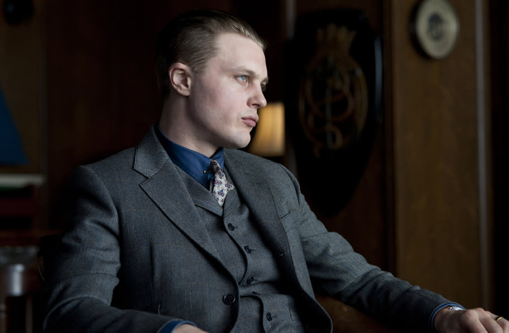 "<b>Michael Pitt, ""Boardwalk Empire"" (Supporting Actor, Drama) </b><br><br>Unfortunately, like Esposito, he won't get any more tries at this, so this is the year to recognize Pitt for his mesmerizing work as hotheaded young gangster Jimmy Darmody. And conveniently, Season 2 of ""Empire"" featured some of his best work, including his haunting meltdown after the death of his wife in the instant-classic episode ""Under God's Power She Flourishes."" Despite all the acclaim it gets, ""Empire"" somehow doesn't get mentioned as one of TV's best shows, but it should be -- and Pitt deserves an Emmy nod to drive that point home."