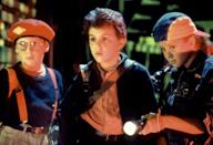 <p>Fred Savage stars in this 1989 comedy-horror flick as Brian, an 11-year-old boy who - after moving to a new neighborhood in suburban Boston - befriends a prank-loving monster (played by Howie Mandel) who lives under his bed. </p> <p><strong>When it's available:</strong> Nov. 1</p>