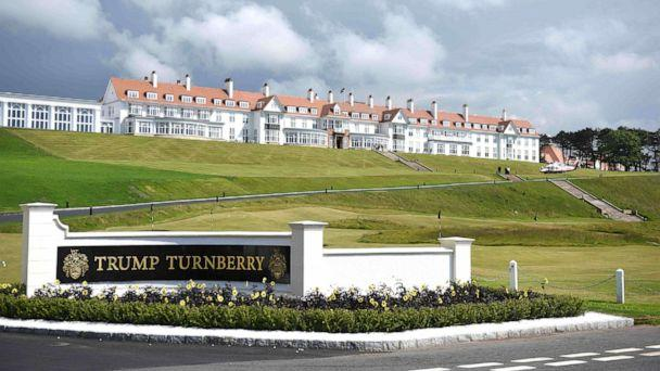 PHOTO: Trump Turnberry hotel and golf resort in Turnberry, Scotland, June 24, 2016. (Oli Scarff/AFP/Getty Images, FILE)