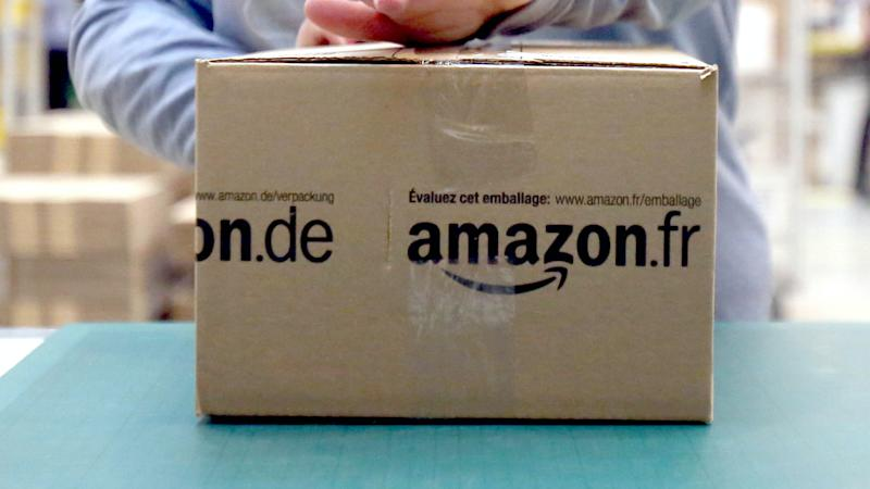 Amazon gets thumbs up to buy stake in Deliveroo