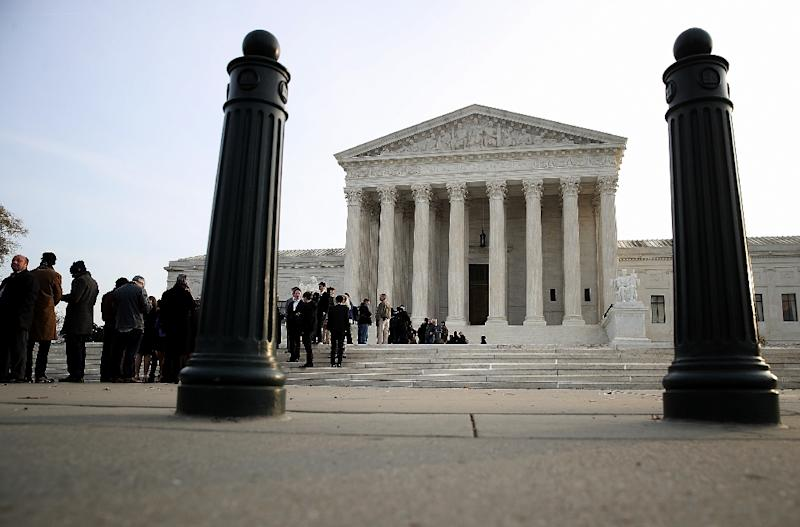 The US Supreme Court declined to review the case of two sheriff's deputies dismissed for wife swapping without divorcing -- effectively upholding their firing