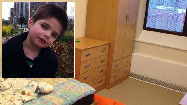 Boy Who Ate Walls Gets 'Inedible' Room
