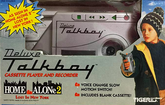 """<p>I never owned one of these, but if <em>you</em> did, I will seriously consider buying it from you for <a href=""""https://www.amazon.com/Talkboy-83-506-Deluxe/dp/B007Z0Z2HY/ref=pd_lpo_sbs_21_t_0?_encoding=UTF8&psc=1&refRID=EM973JDG31SAVQFWXM3P&tag=syn-yahoo-20&ascsubtag=%5Bartid%7C2089.g.29248880%5Bsrc%7Cyahoo-us"""" rel=""""nofollow noopener"""" target=""""_blank"""" data-ylk=""""slk:$999.99"""" class=""""link rapid-noclick-resp"""">$999.99</a>. Kidding, but only kinda.</p>"""