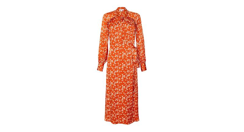 Lyn Dress Rowena Field Ditsy