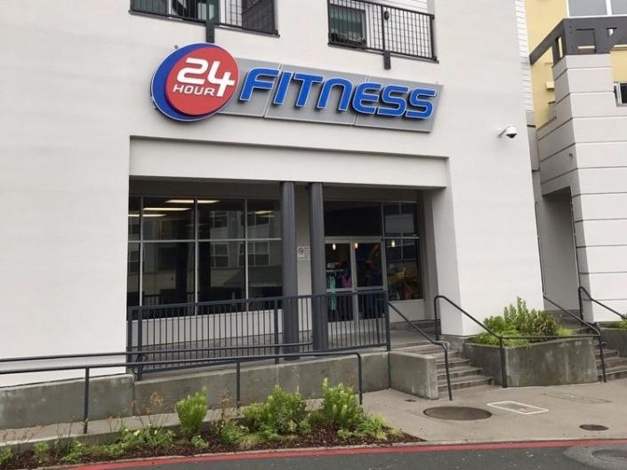 24 Hour Fitness at 3591 Alemany Blvd. is permanently closed.