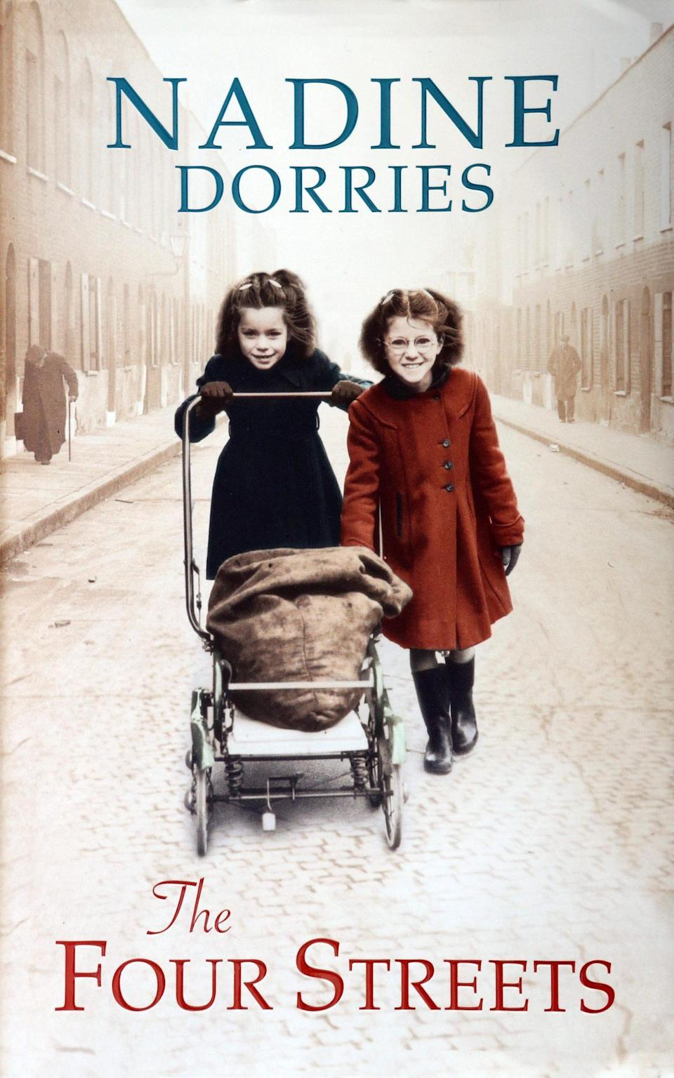 The Four Streets is one of Nadine Dorries' 'rags to riches' novels about life in Fifties' Liverpool - Richard Marsham
