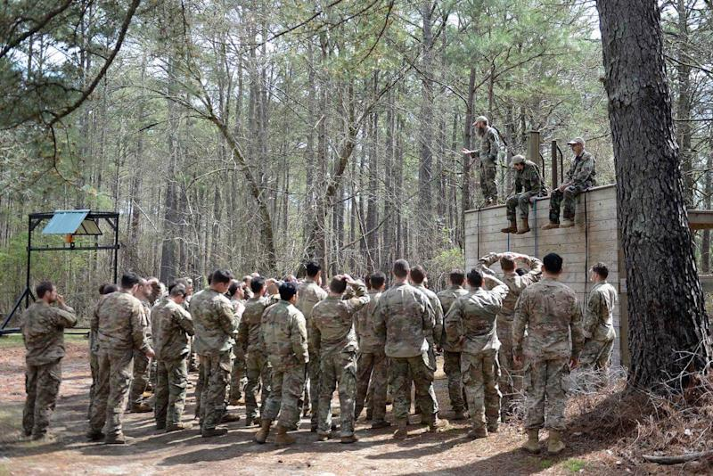 Army Halts SERE Course after 90 Students Test Positive for Coronavirus