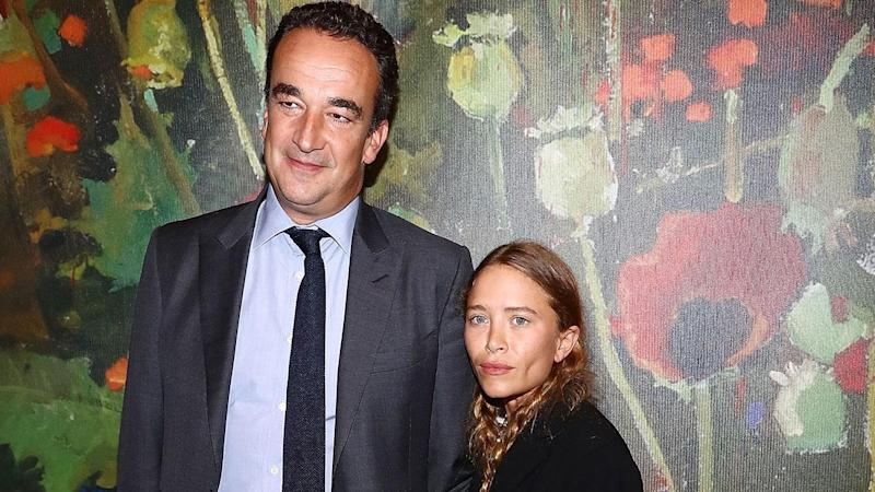 Mary-Kate Olsen Poses With Husband Olivier Sarkozy in Rare Public Appearance at 'Nude Art' Party