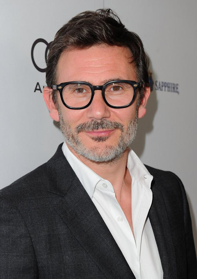"Michel Hazanavicius, ""The Artist"""