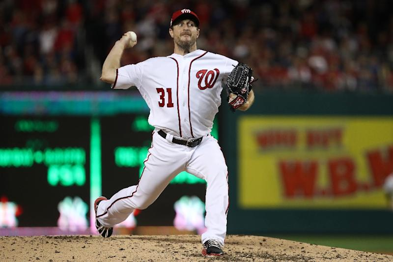 Max Scherzer, Corey Kluber Named Cy Young Award Winners
