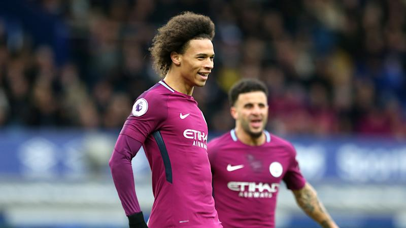 Manchester City edge closer to Premier League title with win over Everton