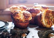 """This unconventional popovers recipe stars nutmeg and black pepper, making it the perfect savory snack at brunch. <a href=""""https://www.bonappetit.com/recipe/nutmeg-black-pepper-popovers?mbid=synd_yahoo_rss"""" rel=""""nofollow noopener"""" target=""""_blank"""" data-ylk=""""slk:See recipe."""" class=""""link rapid-noclick-resp"""">See recipe.</a>"""