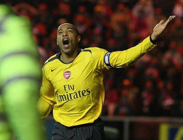 Former Arsenal captain Thierry Henry quit social media this week.
