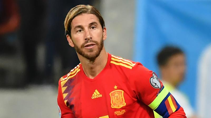 Record-equalling Ramos hailed as 'born winner' after levelling Casillas' Spain appearance total