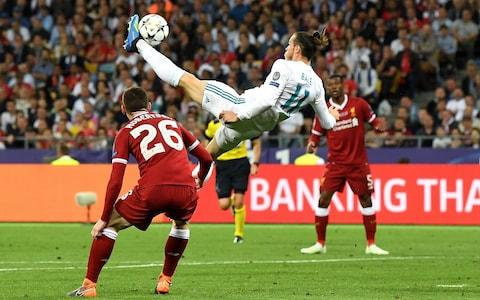 Bale puts Real Madrid 2-1 up - Credit: David Ramos/Getty Images