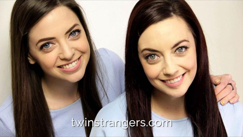 Woman 'Freaks Out' When She Meets Doppelganger For 1st Time In Ireland