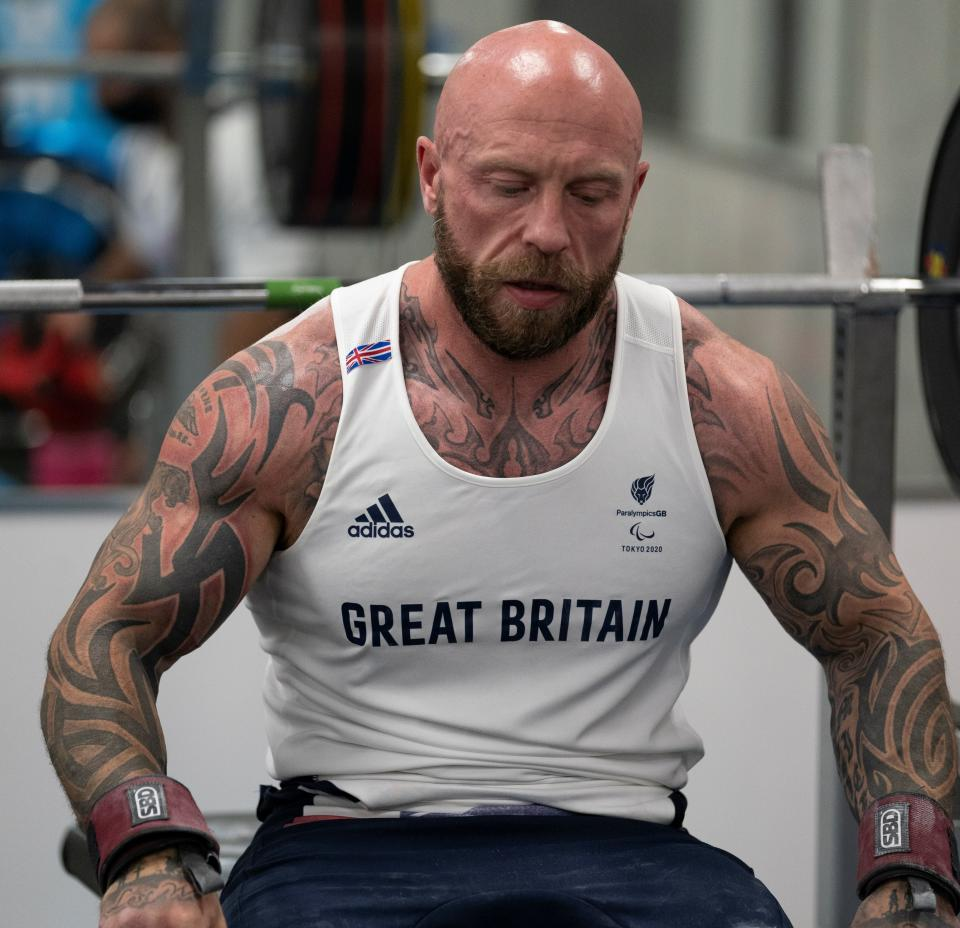 Edinburgh ace Yule, 42, lifted 182kg to win powerlifting bronze and cap an emotional journey in Tokyo
