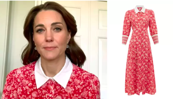 Los looks de Kate Middleton en confinamiento arrasan
