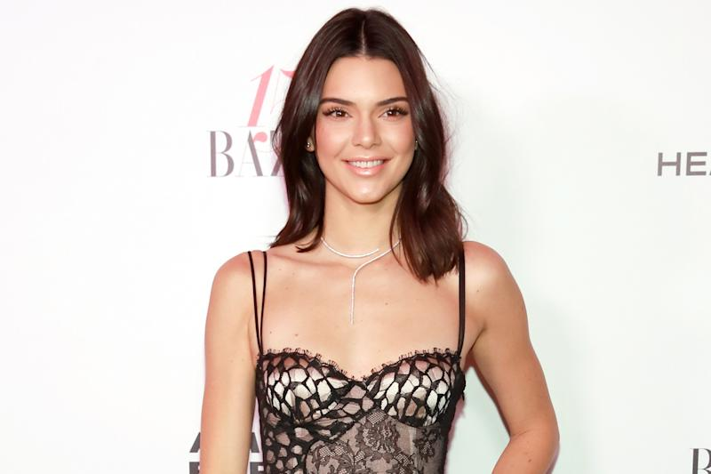 Theft: Kendall Jenner had items stolen from her home: Rachel Murray/Getty
